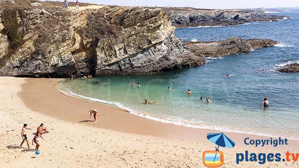 Photo de la crique de Buizinhos au Portugal - Porto-Covo