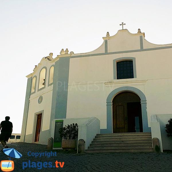 église de la Miséricorde à Aljezur au Portugal