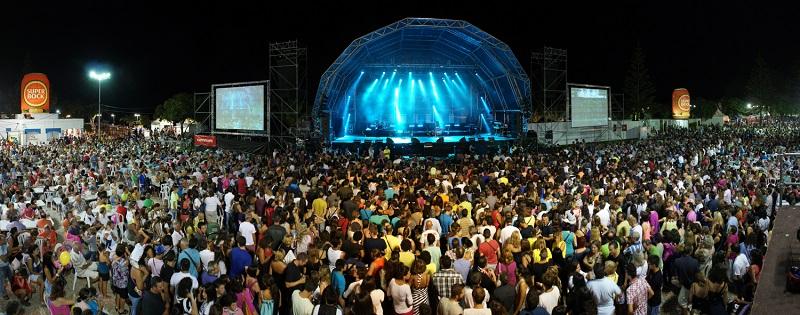 Festival de musique de Zambujeira do Mar