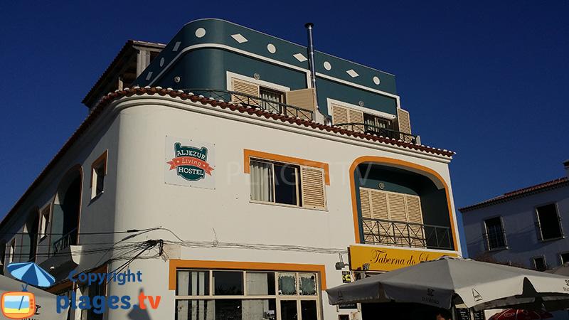 Hotel art déco à Aljazur