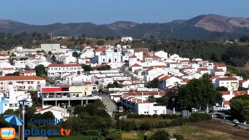 Nouvelle ville d'Aljazur