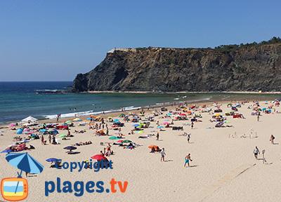 Odeceixe et sa plage - Portugal