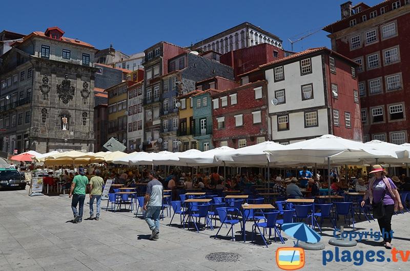Place Ribeira - Porto