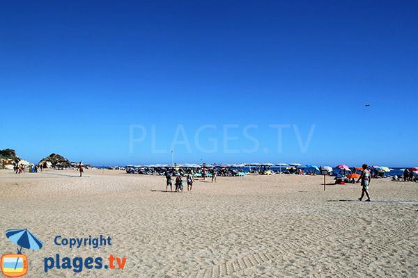 Plage Alemaes à Albufeira au Portugal