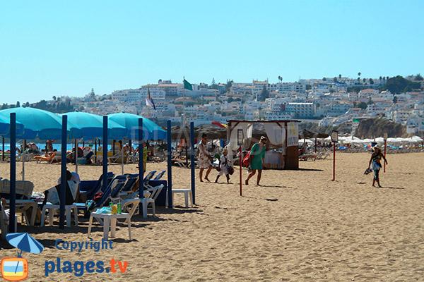 Photo de la plage Alemaes à Albufeira au Portugal
