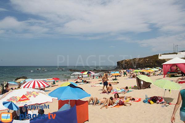 Belle plage à Almograve