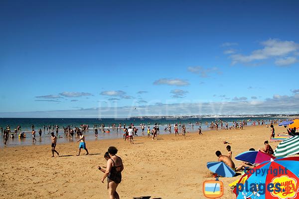 Photo de la plage Alvor à Portimao - Portugal