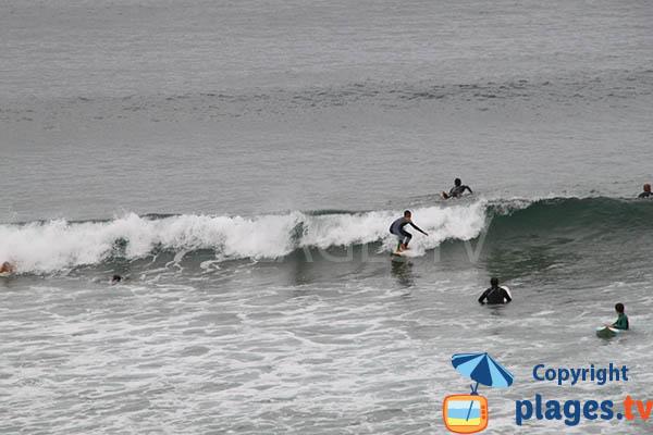 Spot de surf au Portugal - Aljezur