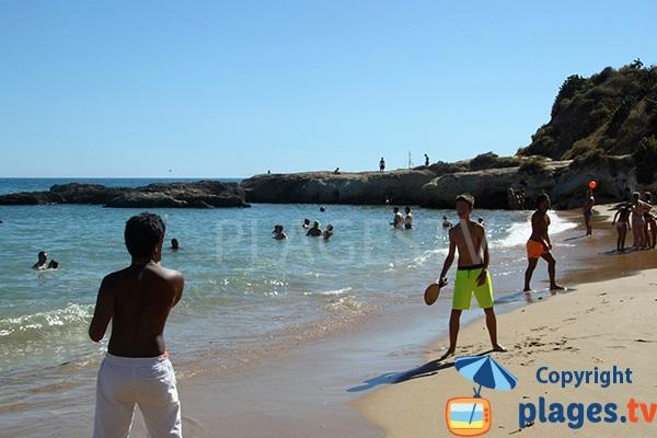 Activités sur la plage Aveiros à Albufeira