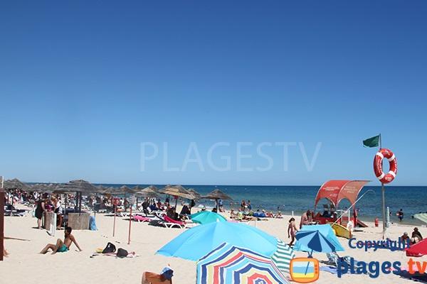 Poste de secours de la plage de Cabanas - Portugal