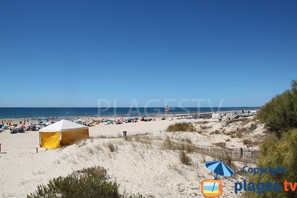 Belle plage à Castro Marim - Cabeco