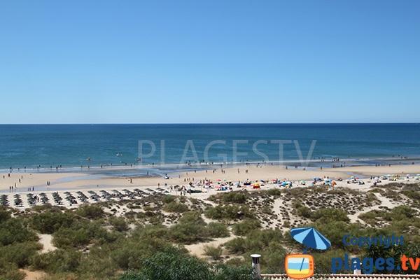 Photo de la plage de Cabeco à Castro Marim - Portugal