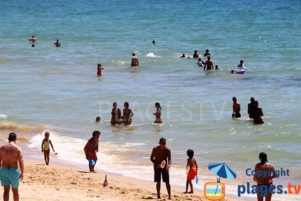 Qualité de l'eau à Albufeira au Portugal
