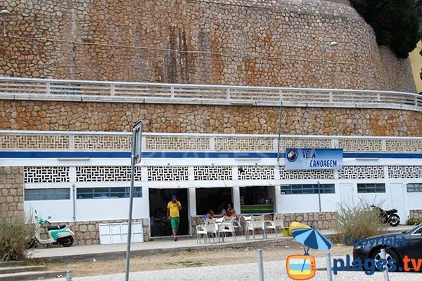 Centre nautique de Portimao dans la marina