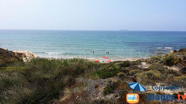 Belle plage à Sines - Morgavel