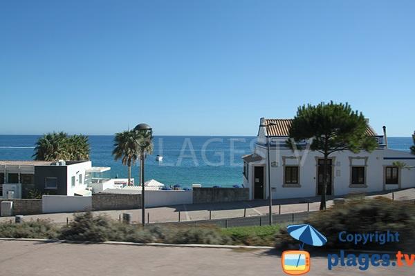Bord de mer d'Albufeira - Portugal