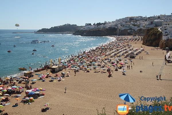 Photo de la plage de Pescadores à Albufeira - Portugal