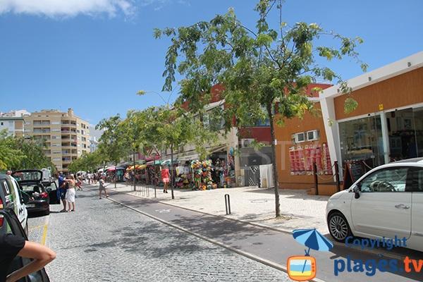 Magasins à touriste à Portimao