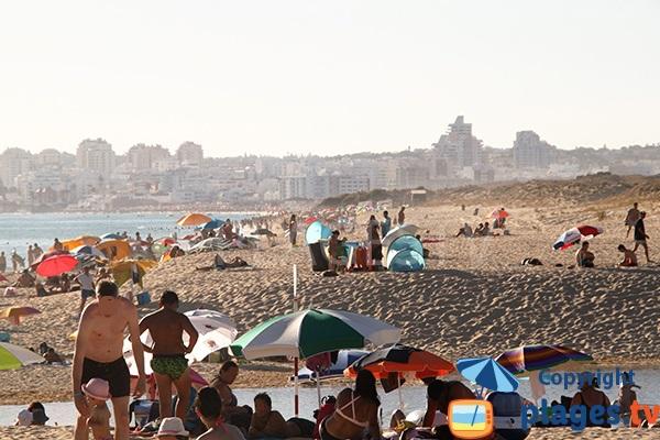 Plage de Salgados à Albufeira - Portugal