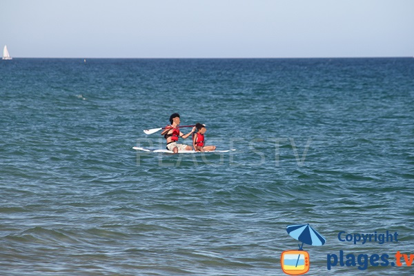 Paddle à ilha de Tavira - Portugal