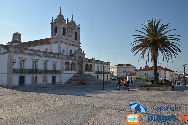Sanctuaire Notre Dame de Nazaré - Portugal