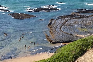 Plage de Carriagem - Rogil
